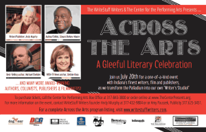Across the Arts - Writer's Symposium
